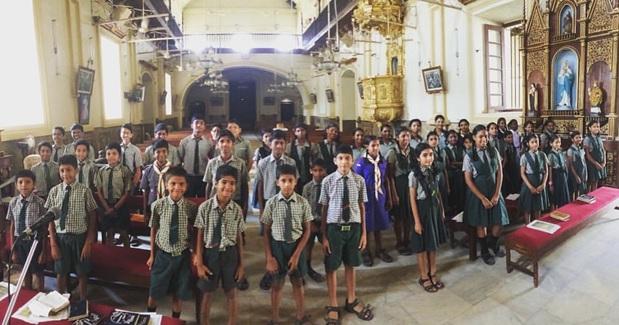 santacruz choir day 1
