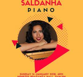 Lara Saldanha, piano
