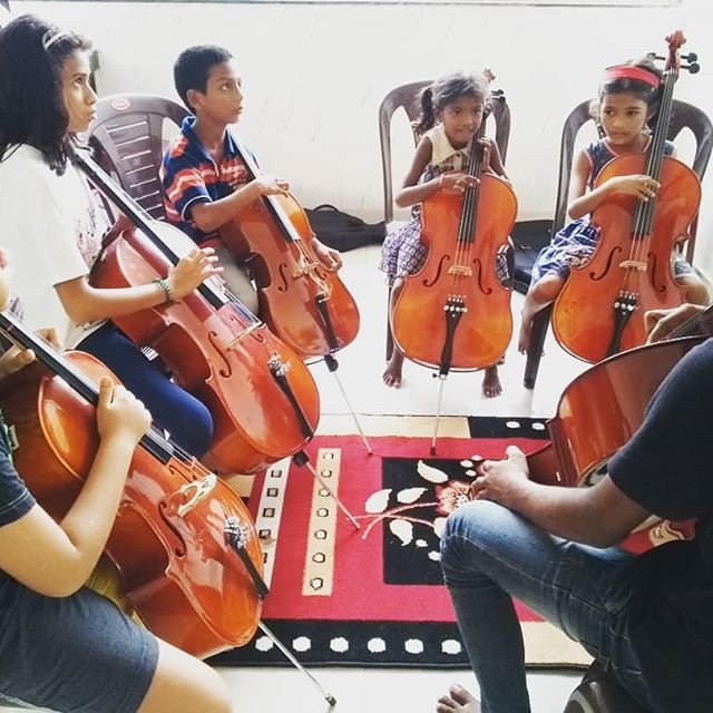 The cello project