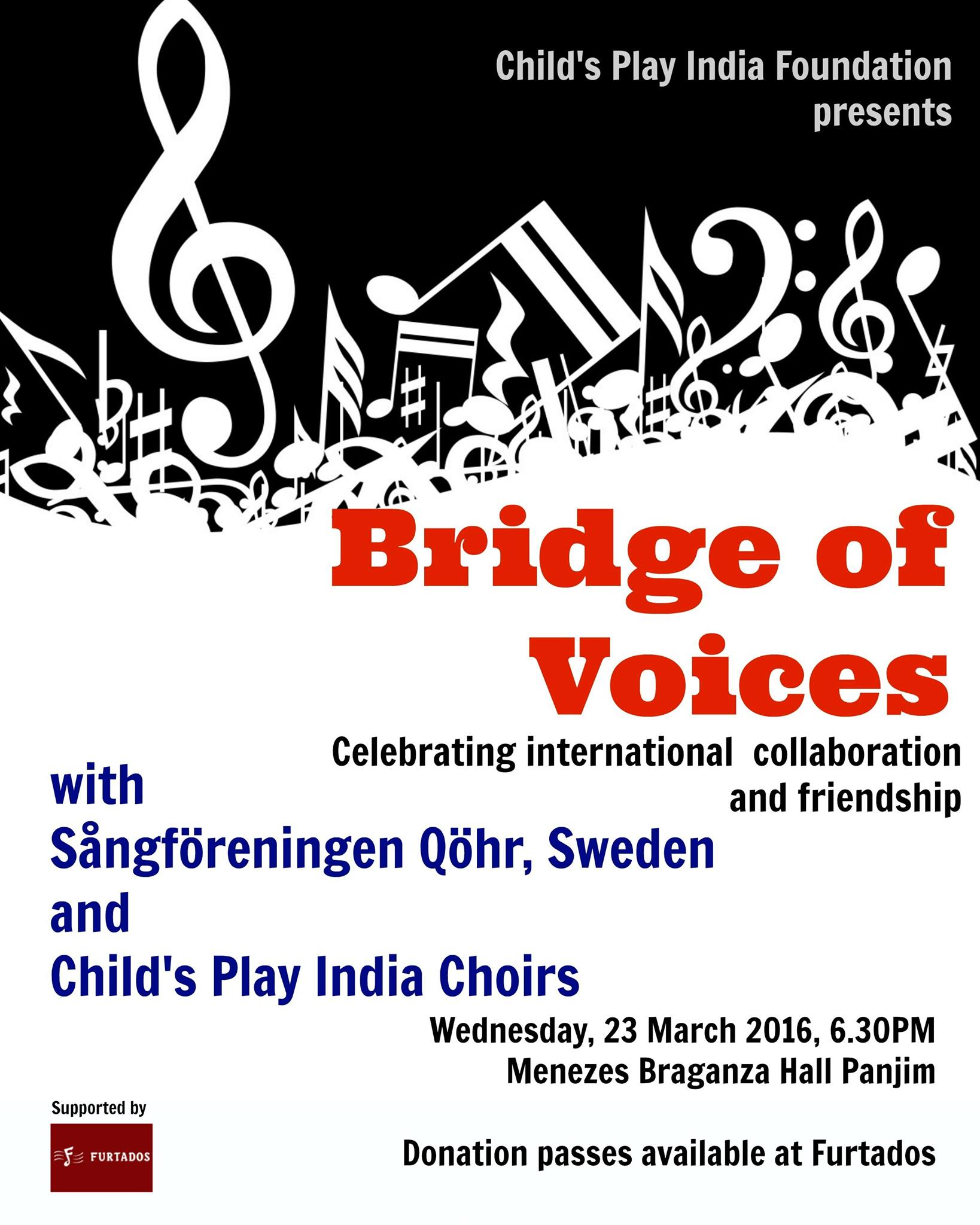 Bridge of Voices: Celebrating international collaboration and friendship