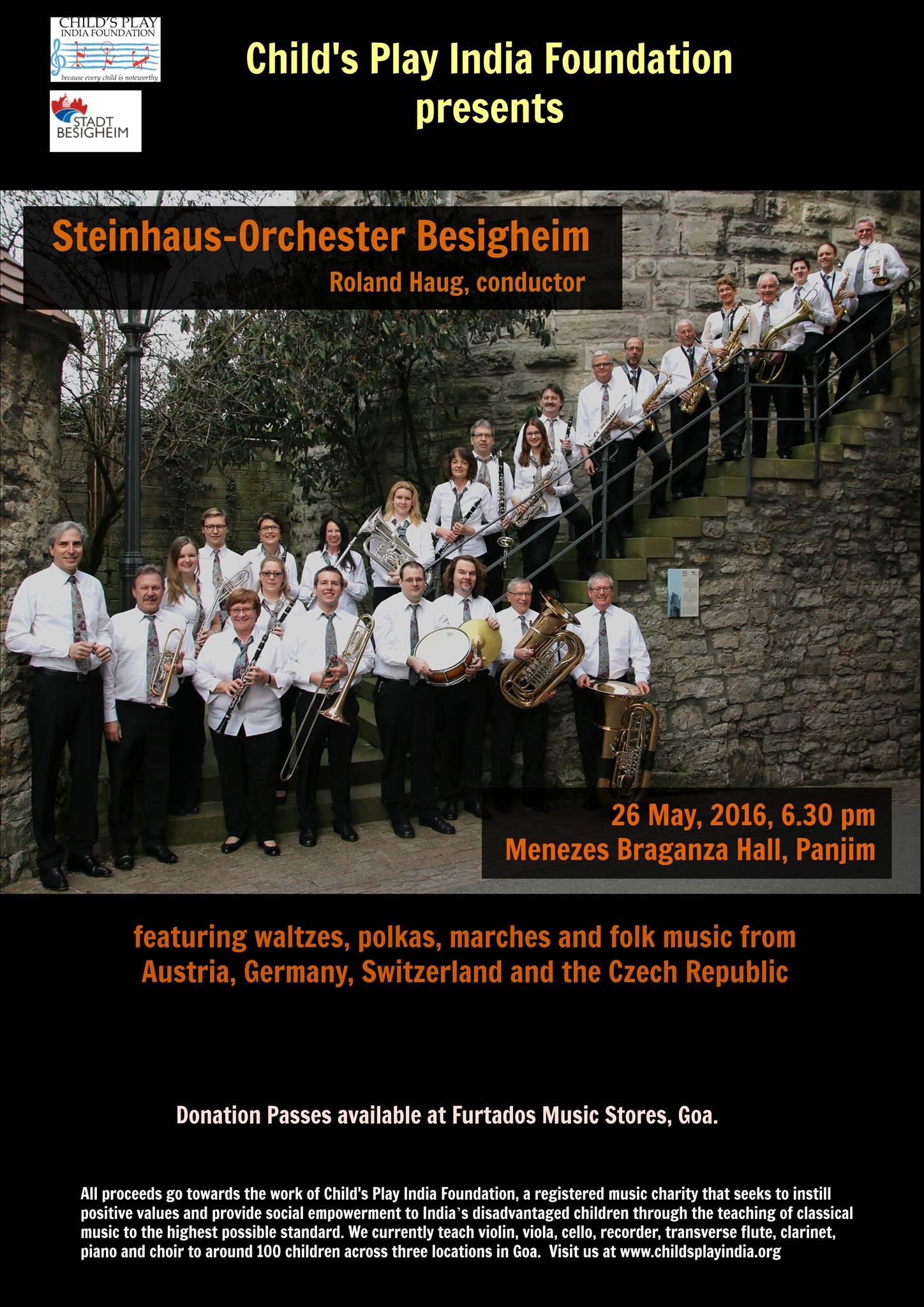Steinhaus-Orchester Besigheim