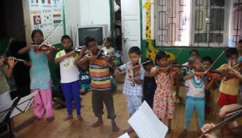 Auxilium School Project, Aldona